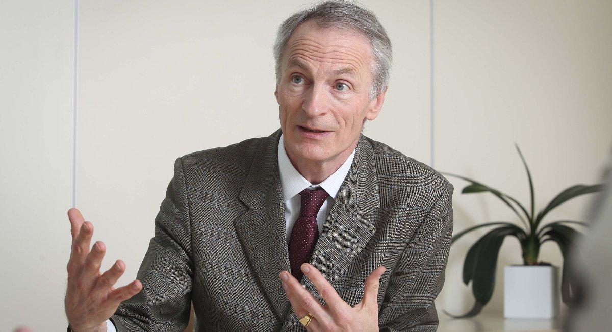 Michelin patronu Jean-Dominique Senard