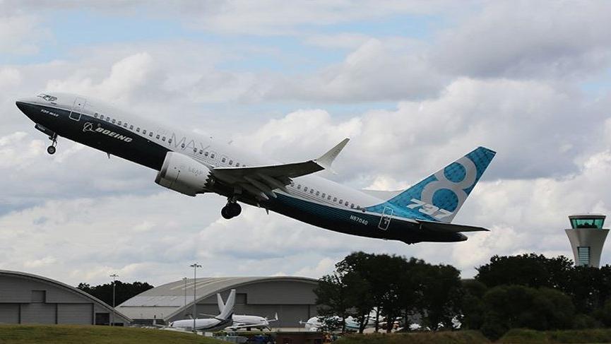 Boeing 737 MAX-8'lerle ilgili flaş gelişme!