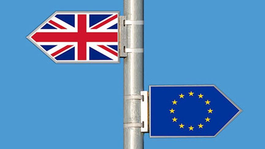 İngiltere'de Brexit için büyük yürüyüş!