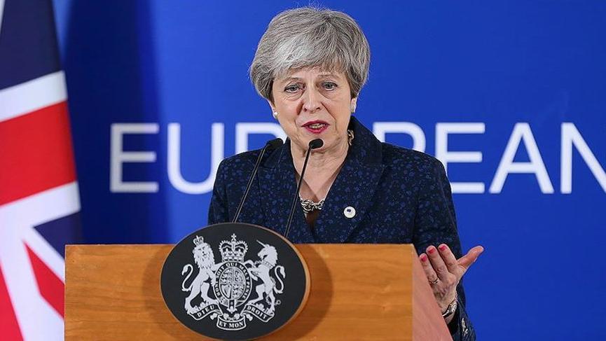 Son dakika... İngiltere Başbakanı May: İstifaya hazırım