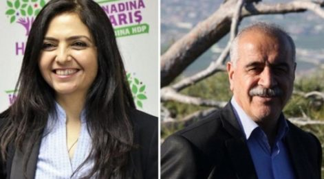 HDP Van Belediye Başkan adayları Mustafa Avcı ve Bedia Özgökçe Ertan kimdir?