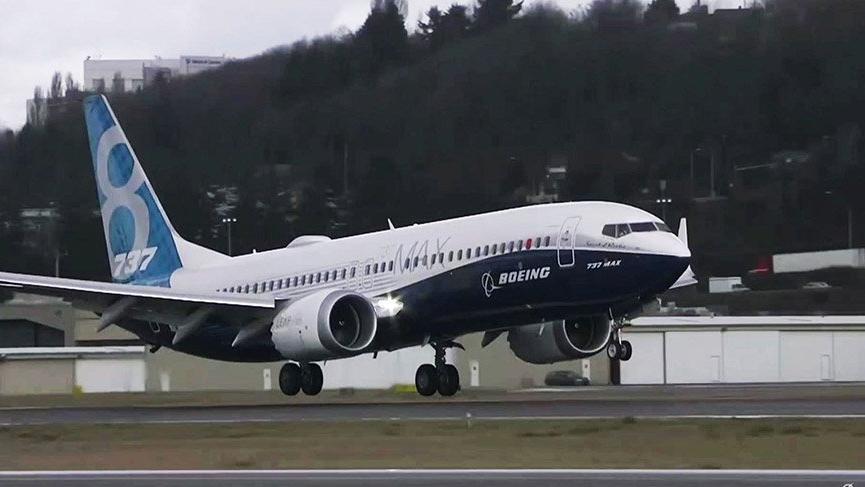 Boeing özür diledi: Kaza sistemsel hatadan kaynaklı