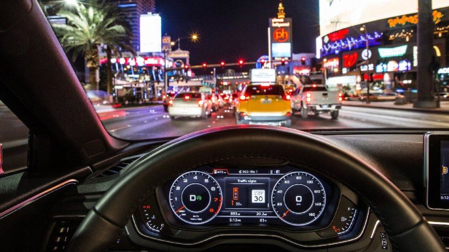 Audi'den yeşil ışık teknolojisi