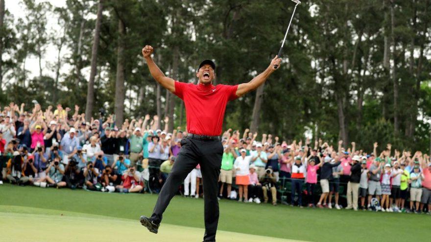 Woods'tan 11 yıl sonra tarihi geri dönüş!