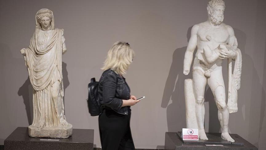 Anadolu'nun binlerce yıllık tarihi bu müzede