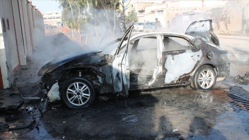 Afganistan'da istihbarat binasına bombalı saldırı: 3 ölü