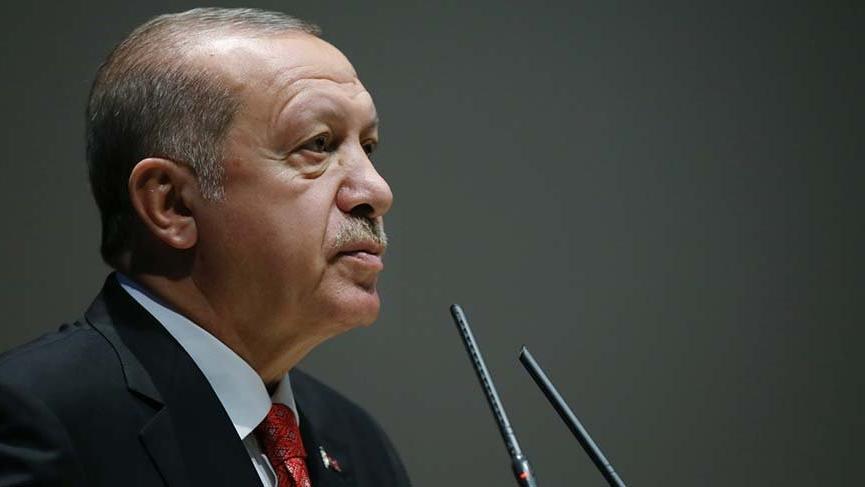 Erdoğan'dan Sri Lanka'daki saldırılara kınama