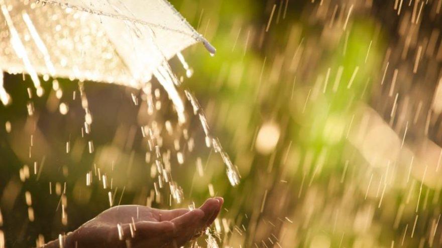 Meteoroloji'den hava durumu açıklaması: Gökgürültülü sağanak yağışa dikkat!