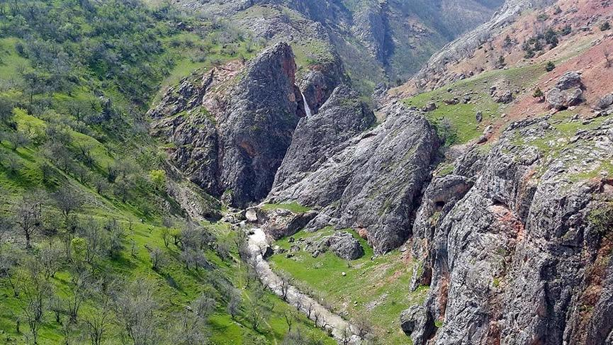 Tunceli'de turist hareketliliği