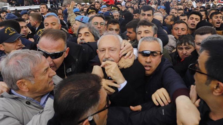 Son Dakika... Kılıçdaroğlu'na saldırıyı araştırma önergesine AKP ve MHP'den ret