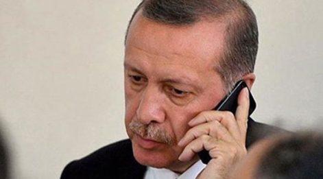 Erdoğan'dan CHP'li Arslan'ın eşi ve oğluna başsağlığı telefonu!