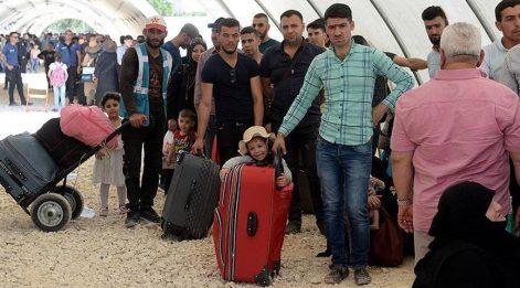 AKP: 3 milyon 657 bin Suriyeliye maaş verilmiyor yardım yapılıyor