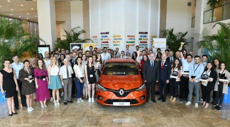 Oyak Renault teknoloji dostu gençler yetiştiriyor