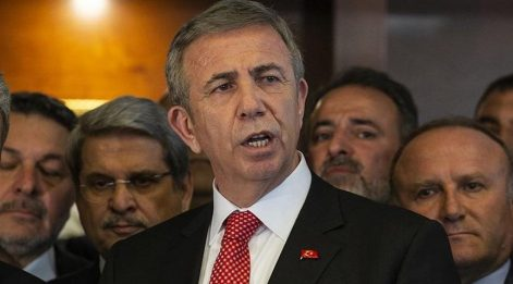 Mansur Yavaş'ın satış ilanı verdiği yerler TOKİ'ye devredilmiş
