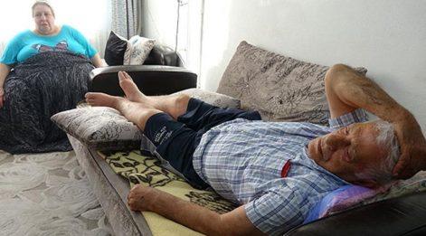 Ayağındaki şişlik nedeniyle hastaneye gitti, hayatı karardı!