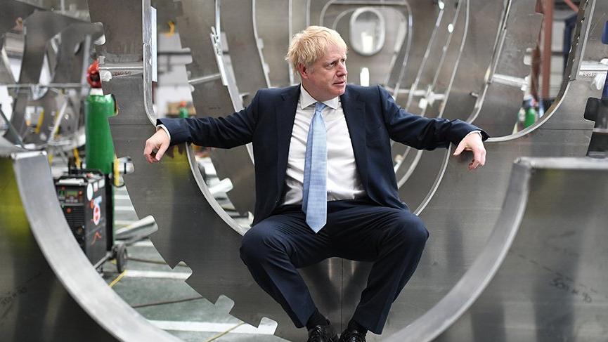 Boris Johnson kimdir? İngiltere'nin yeni başbakanı Boris Johnson kaç yaşında?