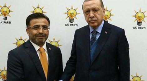 Bir istifa haberi de AKP'nin kalesinden geldi