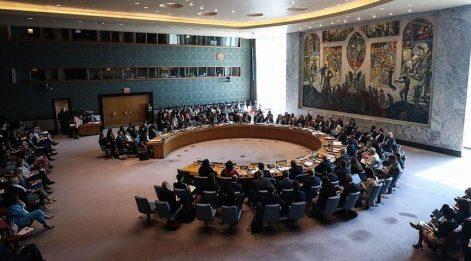 Çin ve Rusya BM'de veto etti!