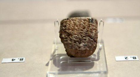 Dünyanın en eski tarihi kalıntılarından! ABD sonunda teslim etti