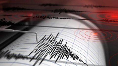 Balıkesir'de 3.6 şiddetinde deprem!