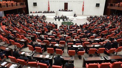 Meclis'te erken seçim tartışması!