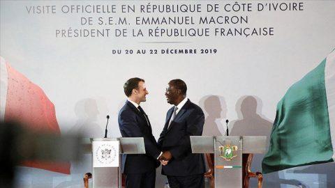 Batı Afrika ülkeleri 74 yıllık sömürge parasını bırakıyor