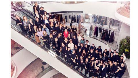 70 Türk moda tasarımcısının gurur tablosunu Nihat Odabaşı çekti