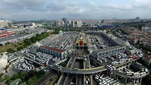 İBB, otogar otoparkından 4.9 milyon gelir elde etti