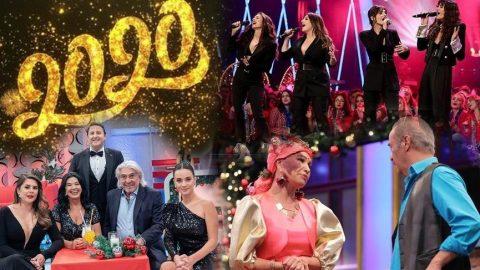 Yılbaşı akşamı televizyonda neler var? İşte TV kanallarının hazırladığı 2020 yılbaşı programları