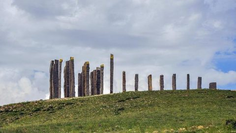 Kapadokya'nın devasa taş heykelleri