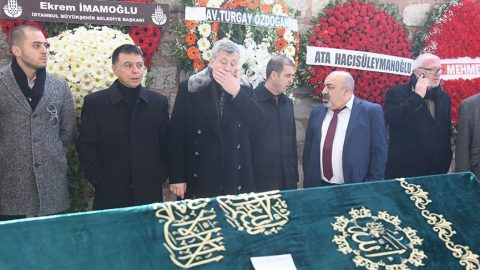 Metin Şentürk'ün acı günü