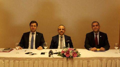 AKP, CHP ve İYİ Parti, İzmir için aynı masada