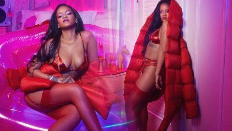 Rihanna'dan seksi paylaşım