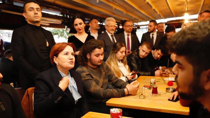 Akşener'den Kanal İstanbul ve deprem çağrısı: Seferberlik ilan edelim