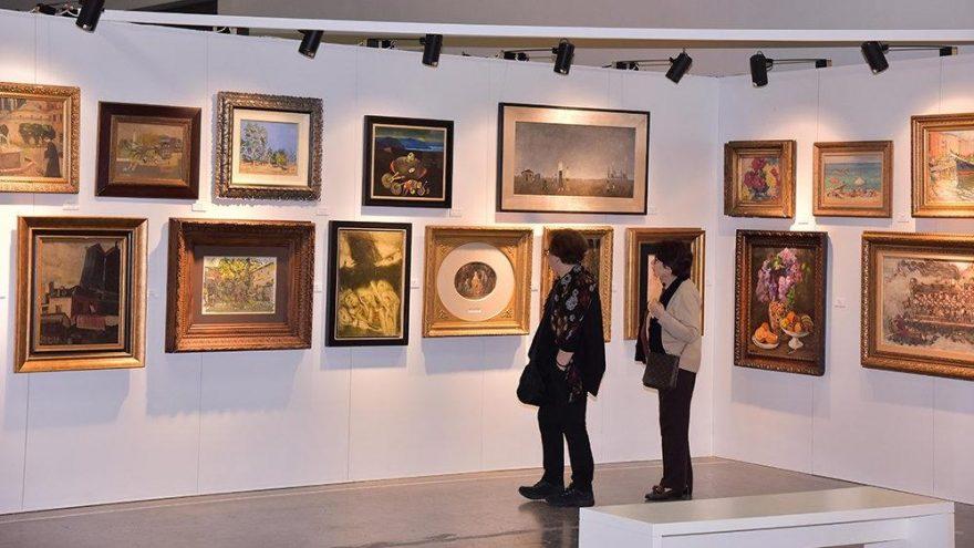 İstanbul Sanat ve Antika Fuarı sona erdi