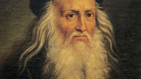 Louvre Müzesi'nde Da Vinci rekoru