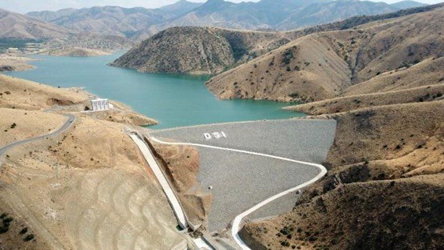 Elazığ'da 239 bin dekar arazi sulamaya açılacak