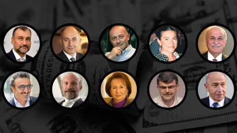 Türkiye'nin en zengin 100 ismi belli oldu