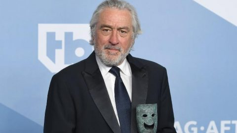 Robert De Niro'dan corona virüsü mesajı