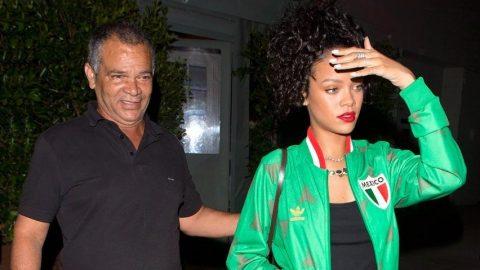 Rihanna corona virüsü kapan ve mahkemelik olduğu babasına solunum cihazı gönderdi