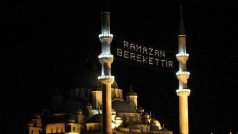 Ramazan ne zaman? İl il Ramazan Ayı imsakiyesi belli oldu...
