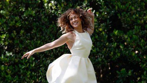 Jennifer Lopez, takipçilerine ilham verdi