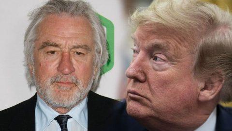 Robert De Niro'dan Trump'a sert sözler: Beyaz Saray'da 'deli' gibi davranıyor