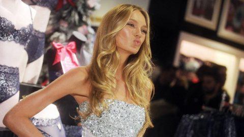Victoria's Secret meleği Romee Strijd bebek bekliyor