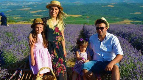 Lavanta kokulu güzel Anadolu