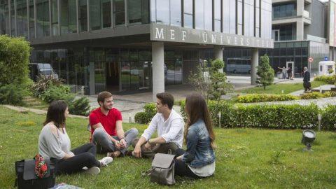 Türkiye'den ödül alan tek yükseköğretim kurumu MEF Üniversitesi!