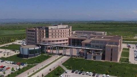 BAÜN Tıp Fakültesinde Covid-19 test sayısı 40 bini aştı