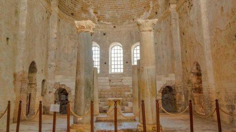 Antalya'nın dünyaca ünlü değeri Aziz Nikolaos (Noel Baba) Kilisesi