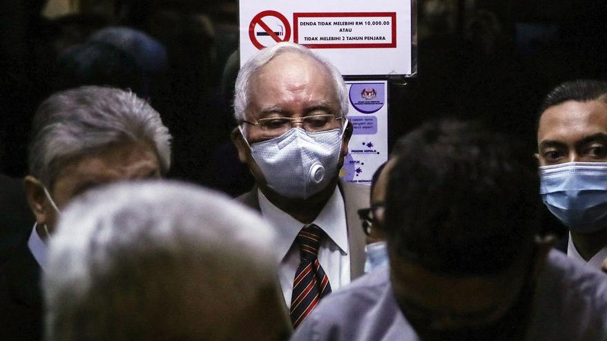 Malezya'nın eski başbakanı yolsuzluktan suçlu bulundu, hapis cezası gündemde