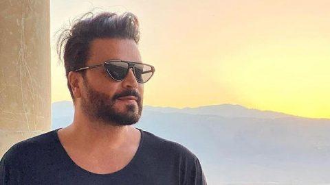 Beyrut'taki patlamada ünlü modacı Zuhair Murad'ın ofisi yerle bir oldu